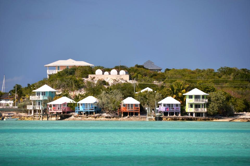 The hotels on the Out Islands , Hotels for every budget , Bahamas