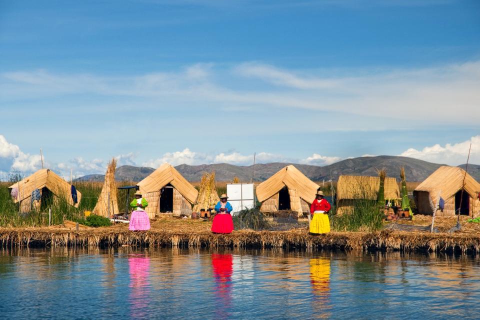 lac titicaca paysage