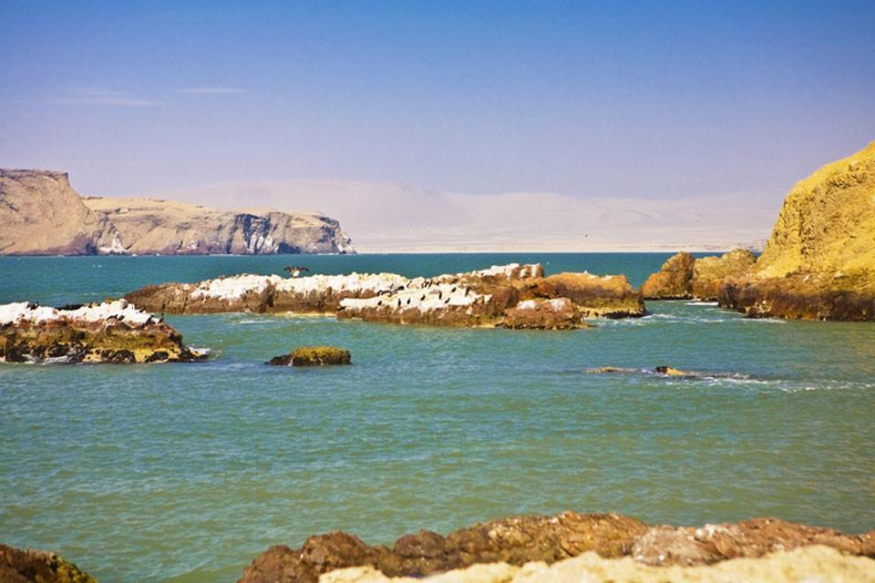 Beaches and surf spots , Peru