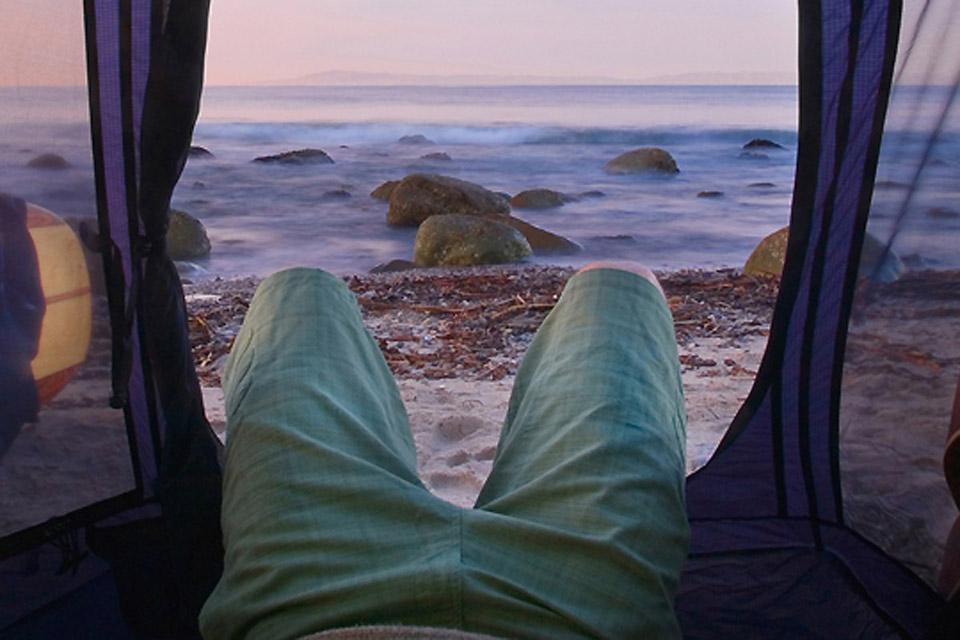 Il campeggio , Le autorizzazioni , Bahamas