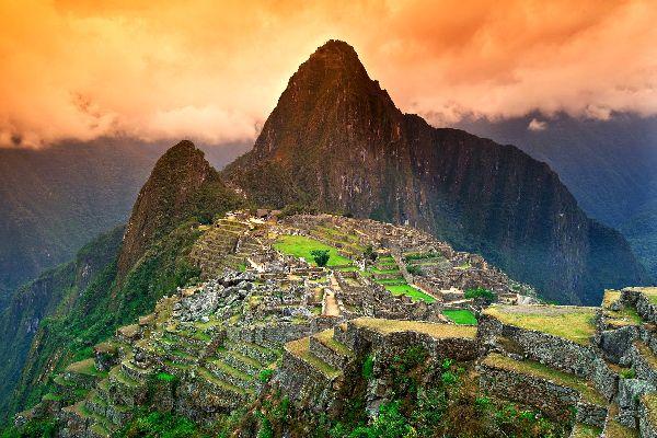 Le Machu Picchu , Le Machu Picchu, Pérou , Pérou