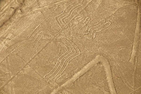 Les lignes de Nazca , Les lignes de Nazca, Pérou , Pérou