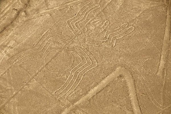 The Nazca lines , The Nazca Lines, Peru , Peru