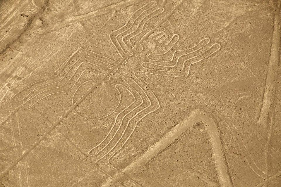Le linee di Nazca , Le linee di Nazca, Perù , Perù