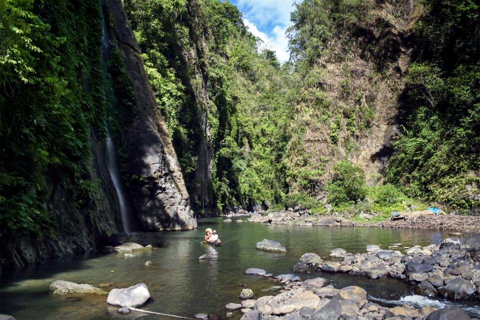 Pagsanjan o el infierno vegetal (Luzón), Los paisajes, Filipinas