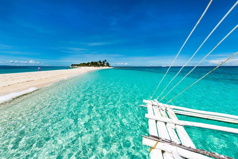 Malapascua Island, The beaches, Coasts, Philippines