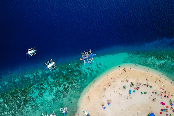 A tour of the Visayas archipelago, The islands of the Visayas, Coasts, Philippines