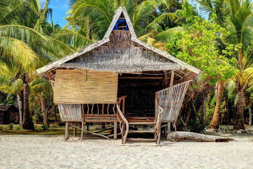 Le tre grandi isole dei Visayas, Escursione nell'arcipelago delle Visayas, Le rive, Filippine