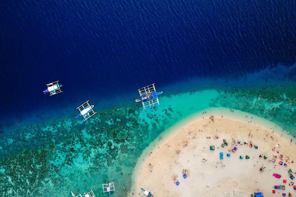 Escursione nell'arcipelago delle Visayas, Le rive, Filippine