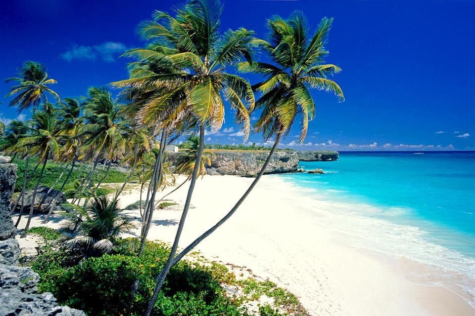 Like a little slice of Brittany, The south-eastern coast, Coasts, Barbados