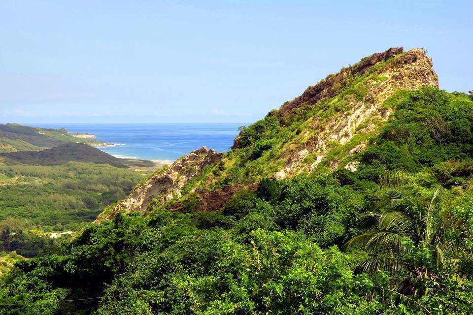 The south-eastern coast , Barbados