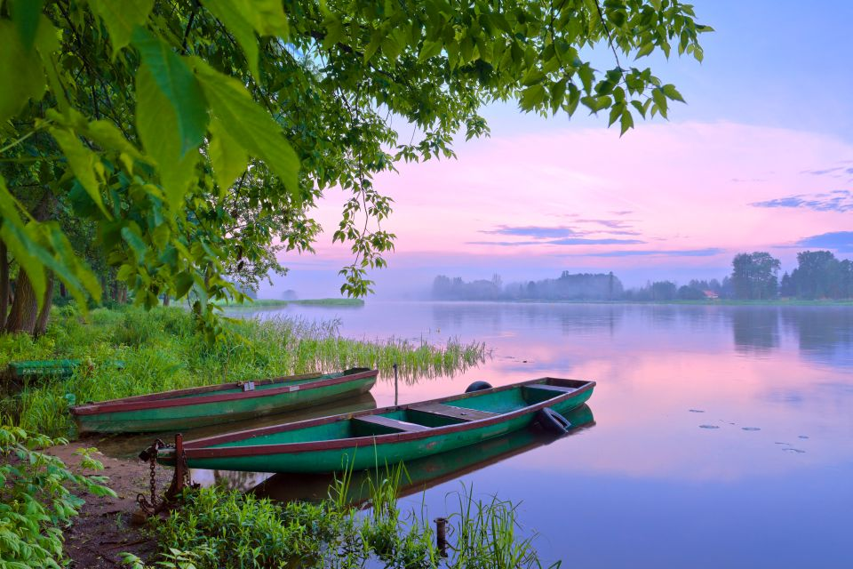 La Masuria, I paesaggi, Polonia