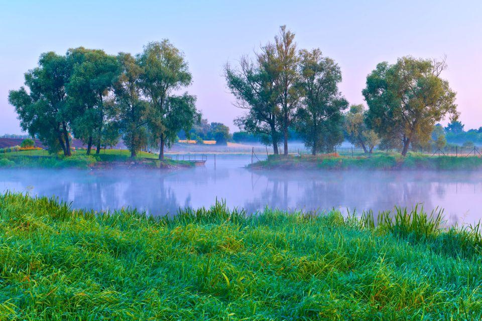 , Masuren, Die Landschaften, Polen