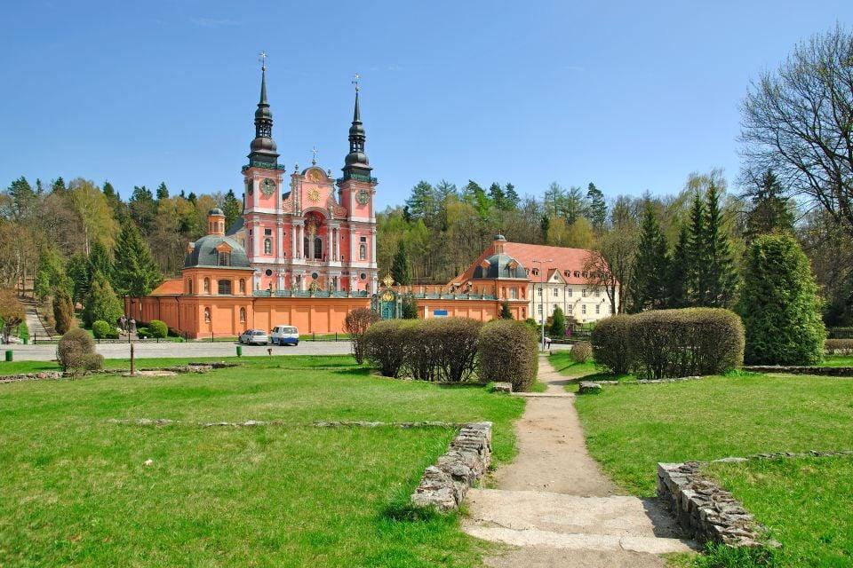 , La Masuria, I paesaggi, Polonia