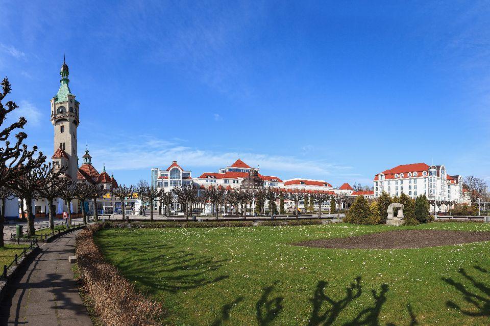 Sopot and Gdynia , Poland