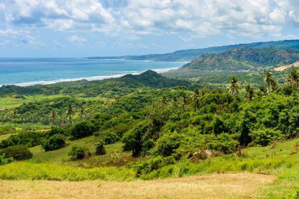 Cherry Tree Hill, La costa oriental, Las costas, Barbados