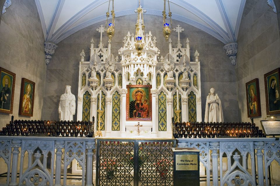 czestochowa single personals Hand-built by a single franciscan monk from poland, this peaceful shrine is named for our lady of czestochowa,  personal check.