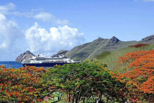 Nuku Hiva , Polynesien