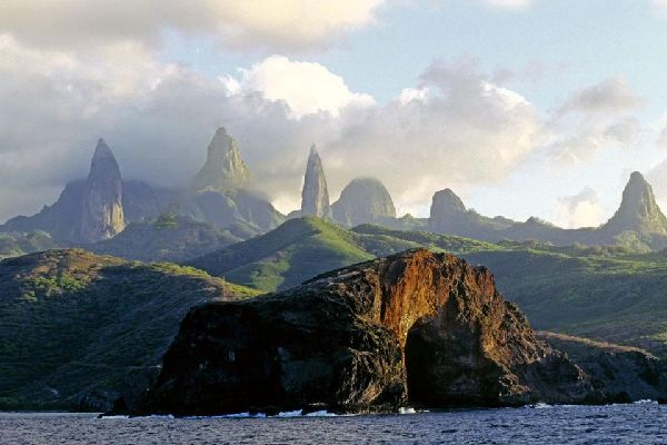 Ua Pou , Polynesien
