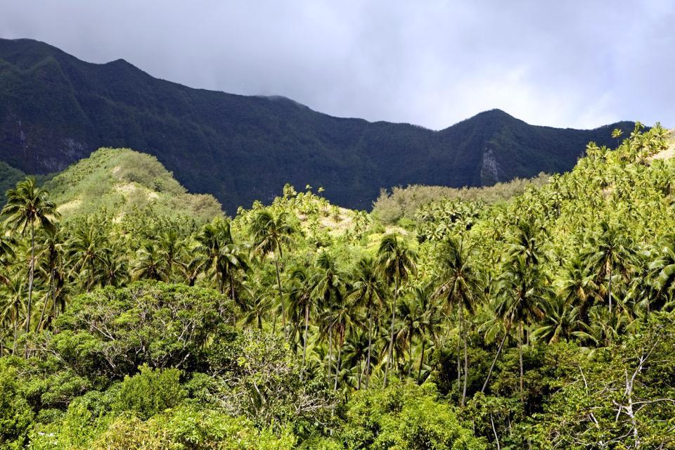 Ua Huka , Polinesia francese