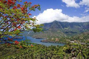 Hiva Oa , Polynésie