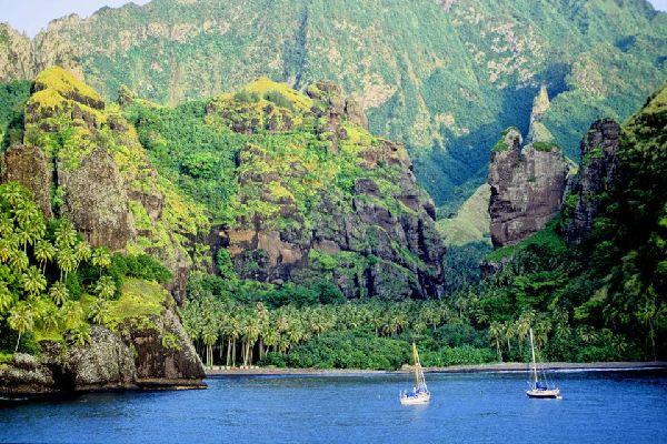 Fatu Hiva , Polynesien
