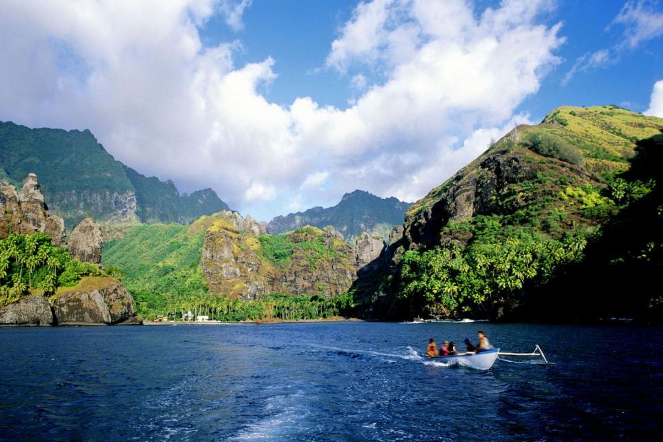 Fatu Hiva , Polynésie