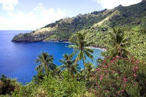 Tahuata , Tahuta , Polynésie