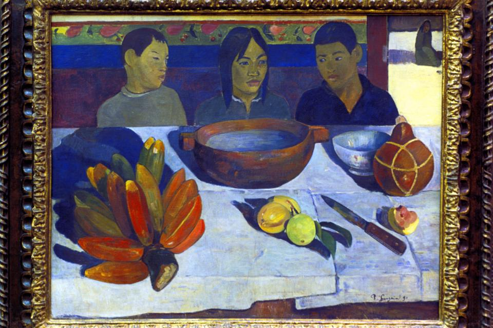 Paul Gauguin , Polinesia