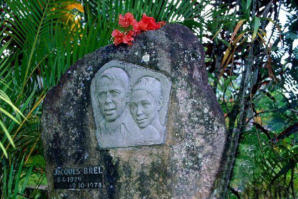 Jacques Brel , Polynésie