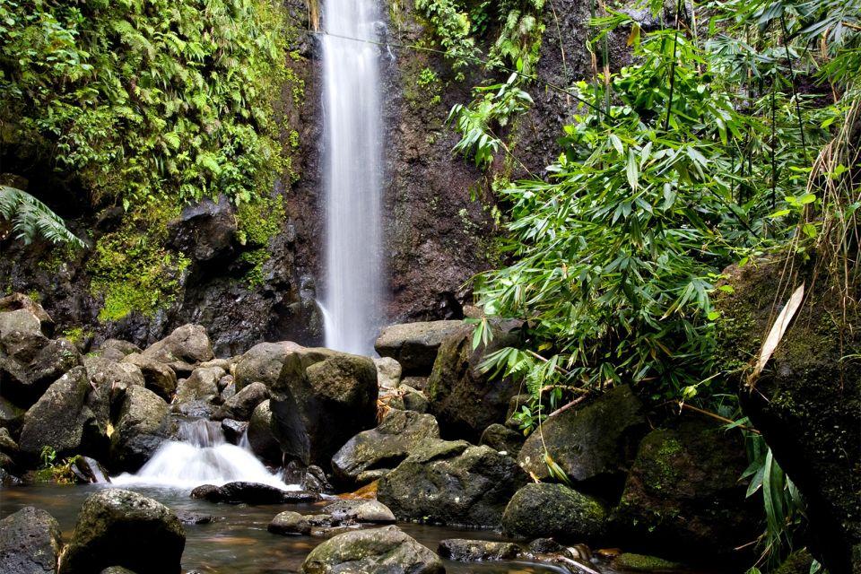 Les paysages, polynésie, tahiti, tahiti nui, grande tahiti, océanie, france, cascade, chute d'eau