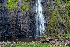 Tahiti , La côte est de Tahiti Nui , Polynésie