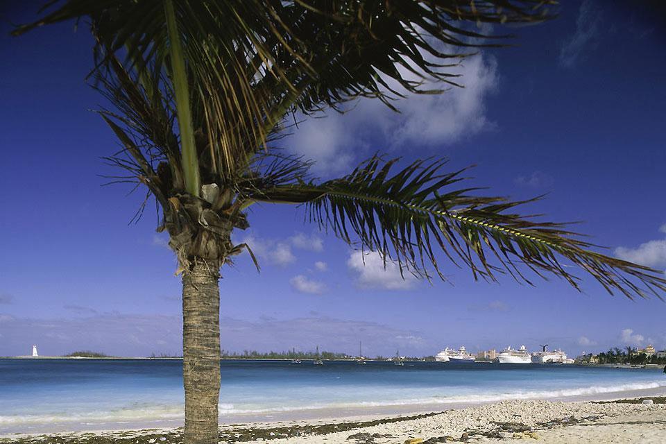 Nueva Providencia y sus islas , Cable Beach , Bahamas