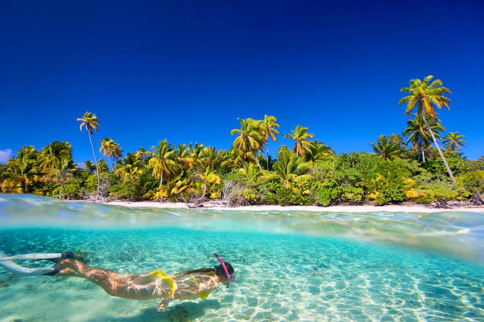 Bora Bora Pointe Matira Tahiti Bora Bora French