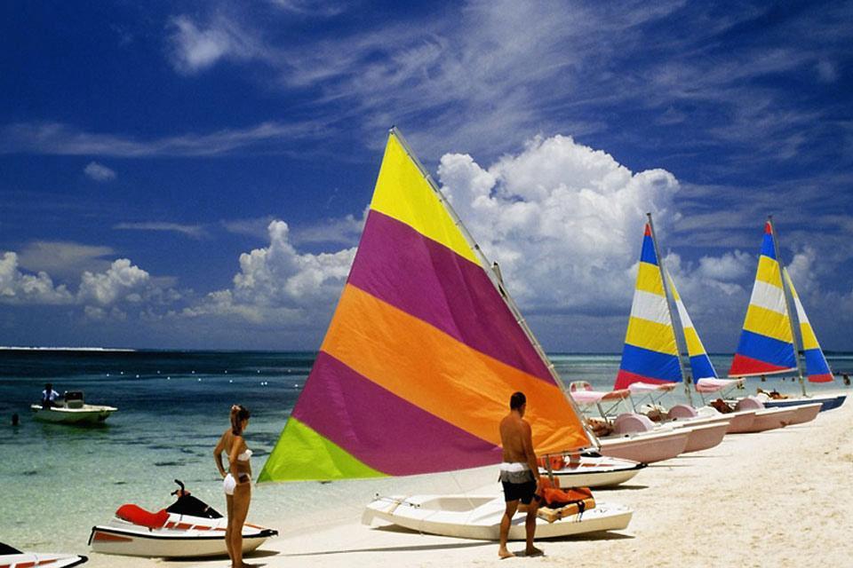 Las islas exteriores , Bahamas