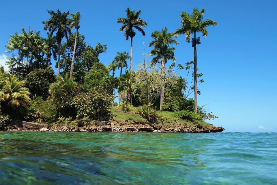 Le Out Islands , La natura delle isole esterne , Bahamas