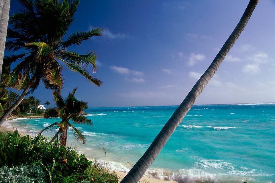 Abaco , Treasure Cay , Bahamas