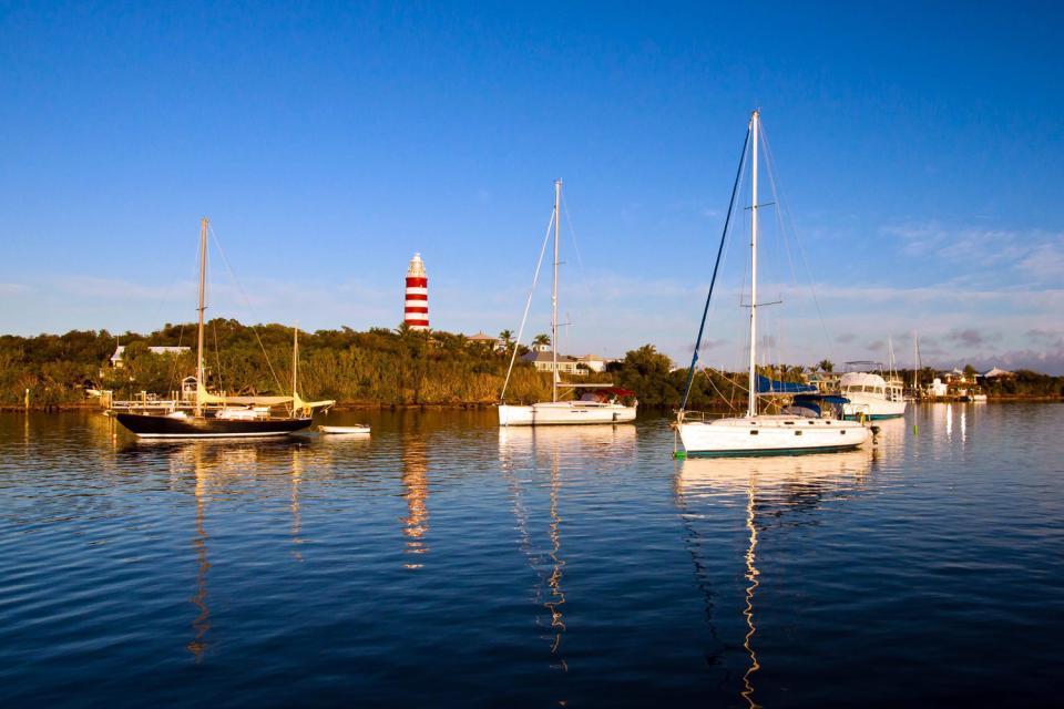 Abaco , Le isole Abaco , Bahamas