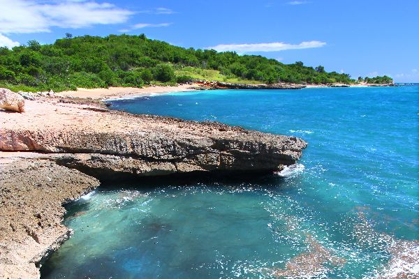 The South-West beaches , The beaches in the south-west , Puerto Rico