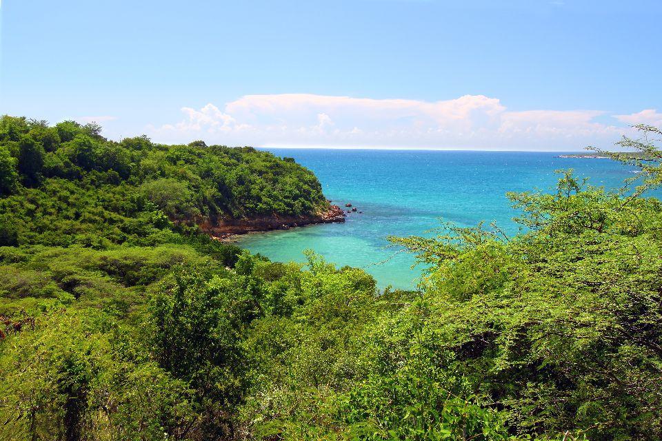 Les plages du Sud-Ouest , Porto Rico