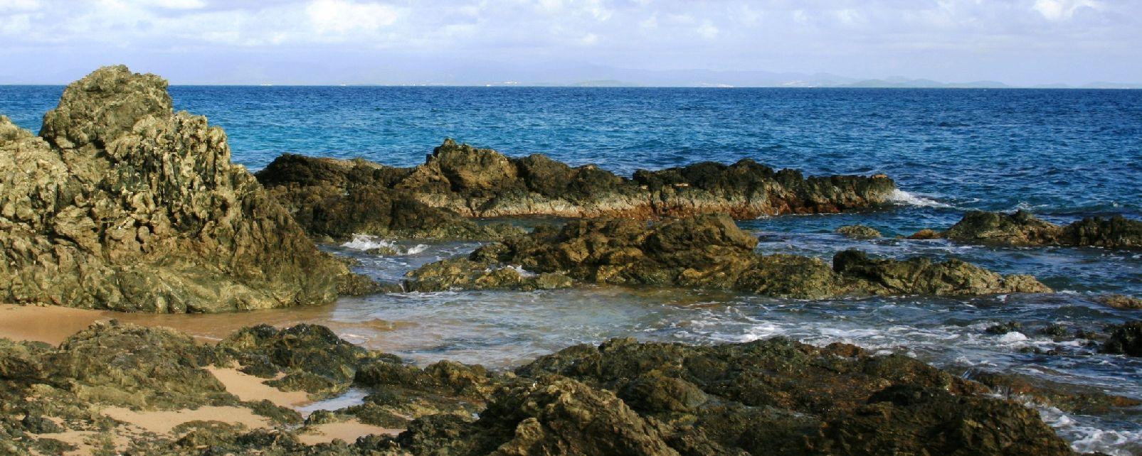 L'île de Vieques , Porto Rico
