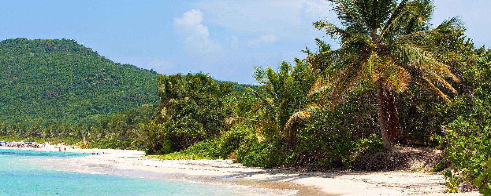 L'île de Culebra , Porto Rico