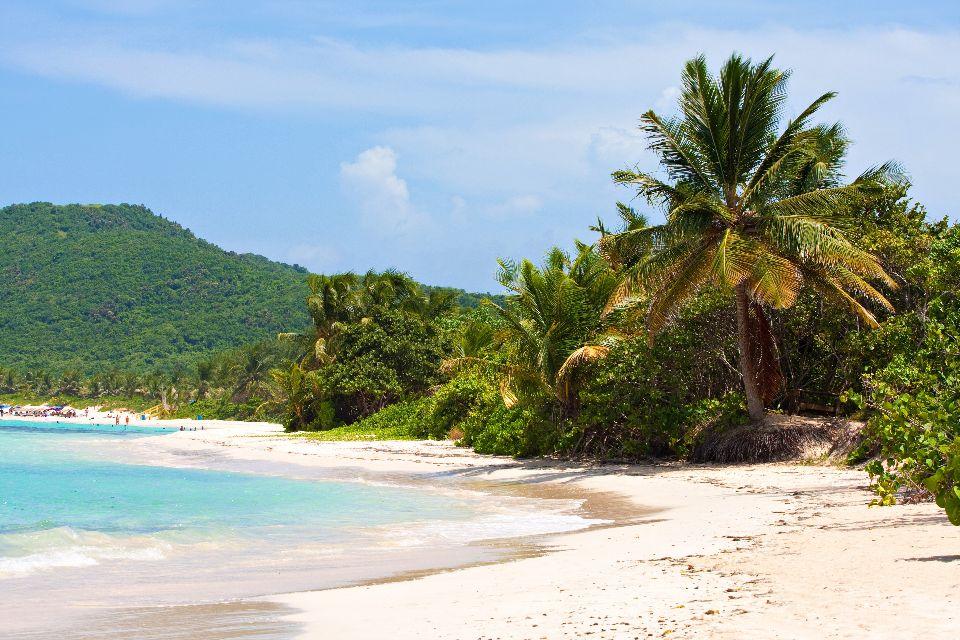 L'isola di Culebra , Porto Rico