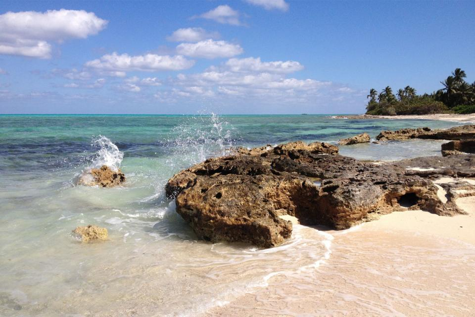 Andros , Bahamas