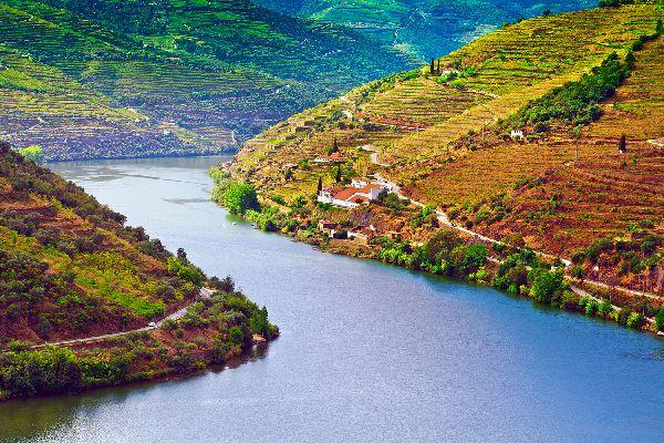 Il nord selvaggio , La valle del Douro , Portogallo