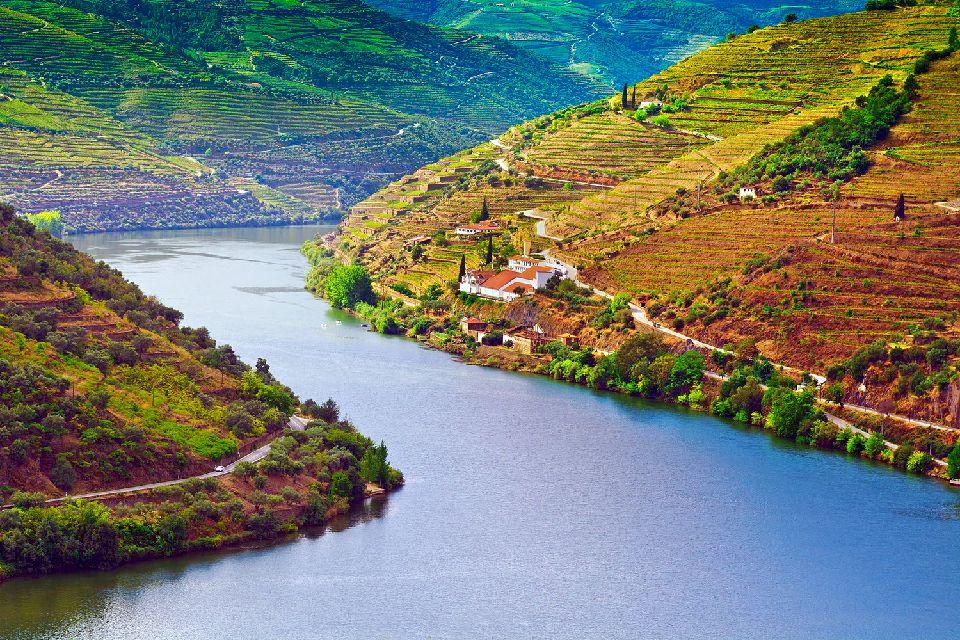 El norte salvaje , El valle del Douro , Portugal