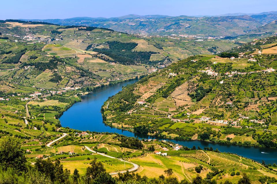 El norte salvaje , Portugal