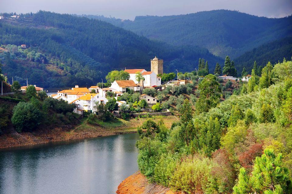 Die Estremadura und die Beiras , Portugal