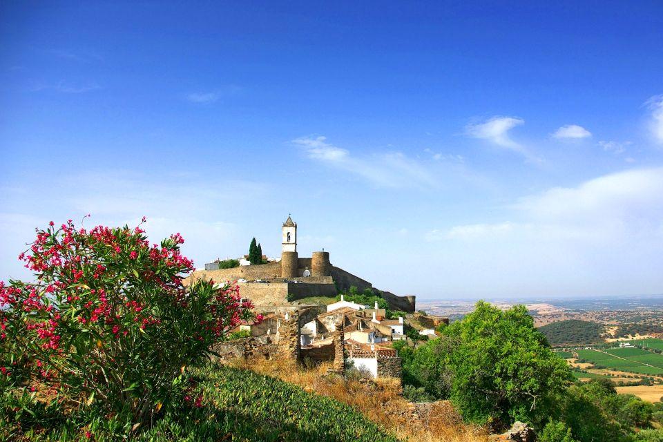 L'antico villaggio di Monsaraz, L'Alentejo, I paesaggi, Portogallo centrale e settentrionale