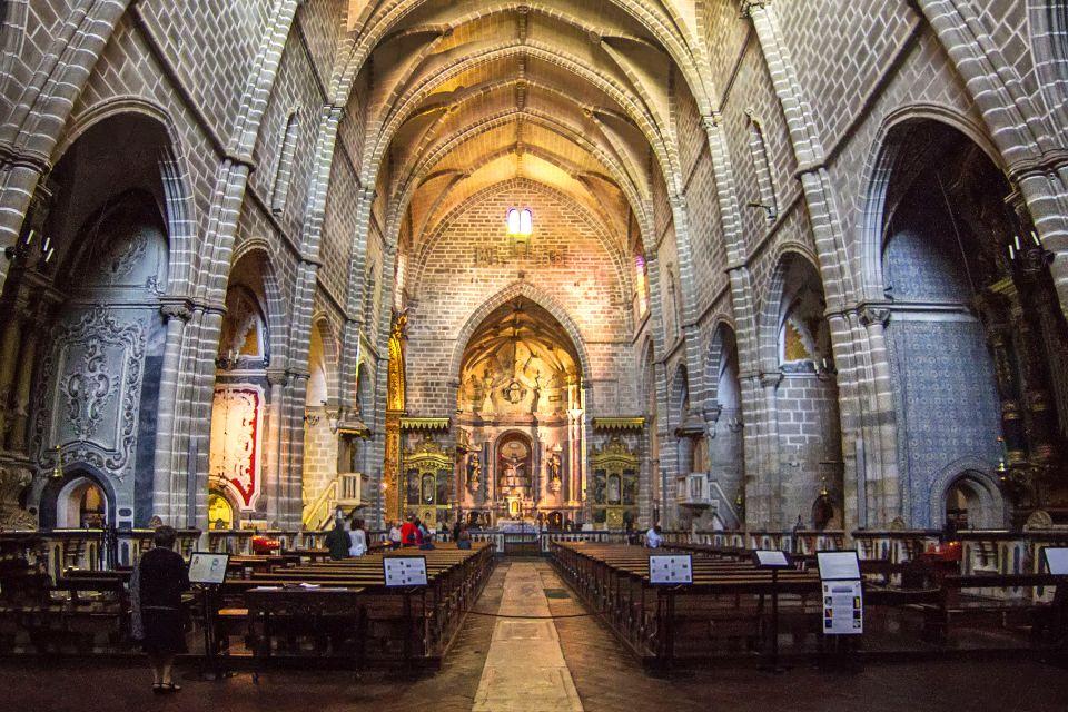 La chiesa di Sao Francisco a Évora, L'Alentejo, I paesaggi, Portogallo centrale e settentrionale